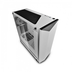 Deepcool Earlkase RGB White Mid Tower Chassis DP-ATX-ERLKWH-GLSRGB