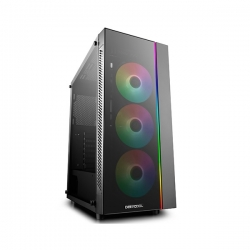 Deepcool Matrexx 55 Add-RGB 3F Mid Tower Chassis DP-ATX-MATREXX55-AR-3F
