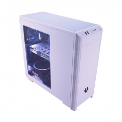 Bitfenix Nova White Window ATX Case BFX-NOV-100-WWWKK-RP