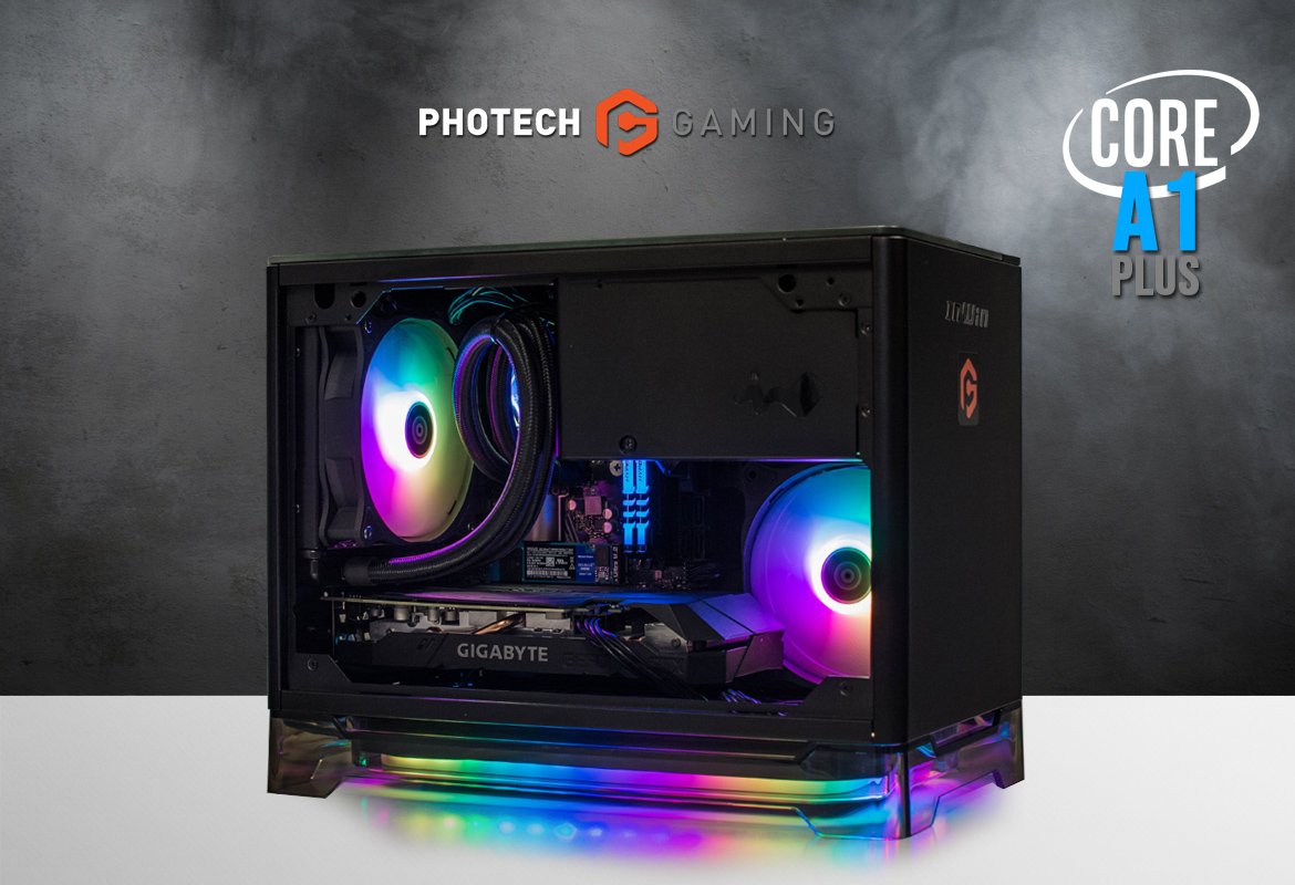 PHOTECH CORE A1 PLUS Mini Gaming System Inside
