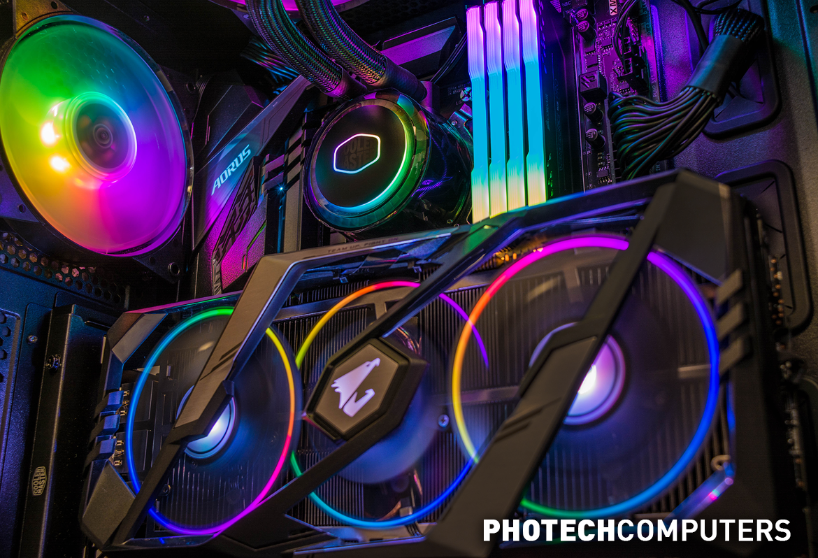 Photech AORUS i9 RTX SUPER