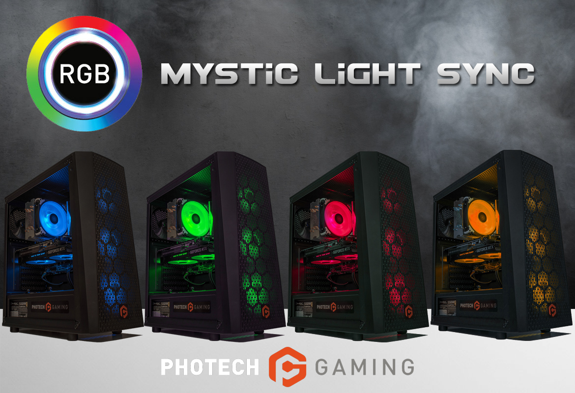 Photech J24 Gaming System Mystic Light