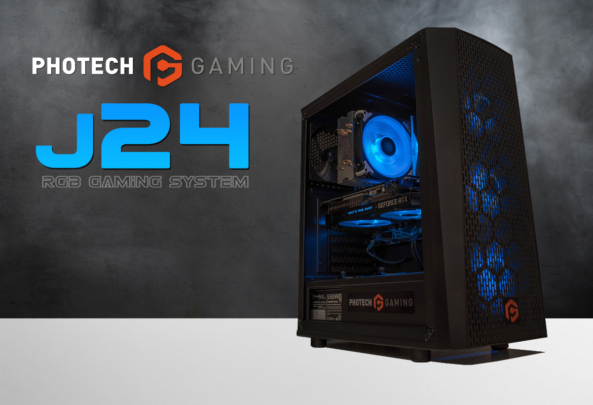 Photech J24 Gaming System