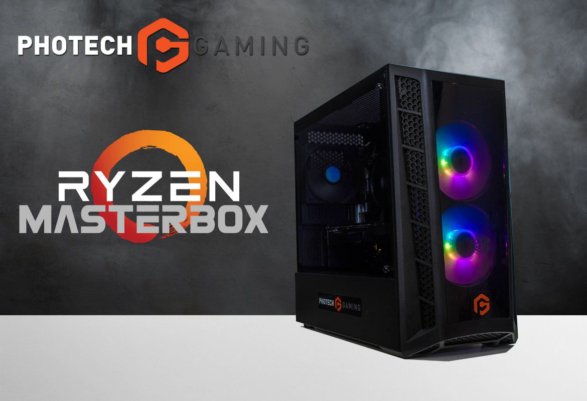 Photech Gaming RYZEN MasterBox
