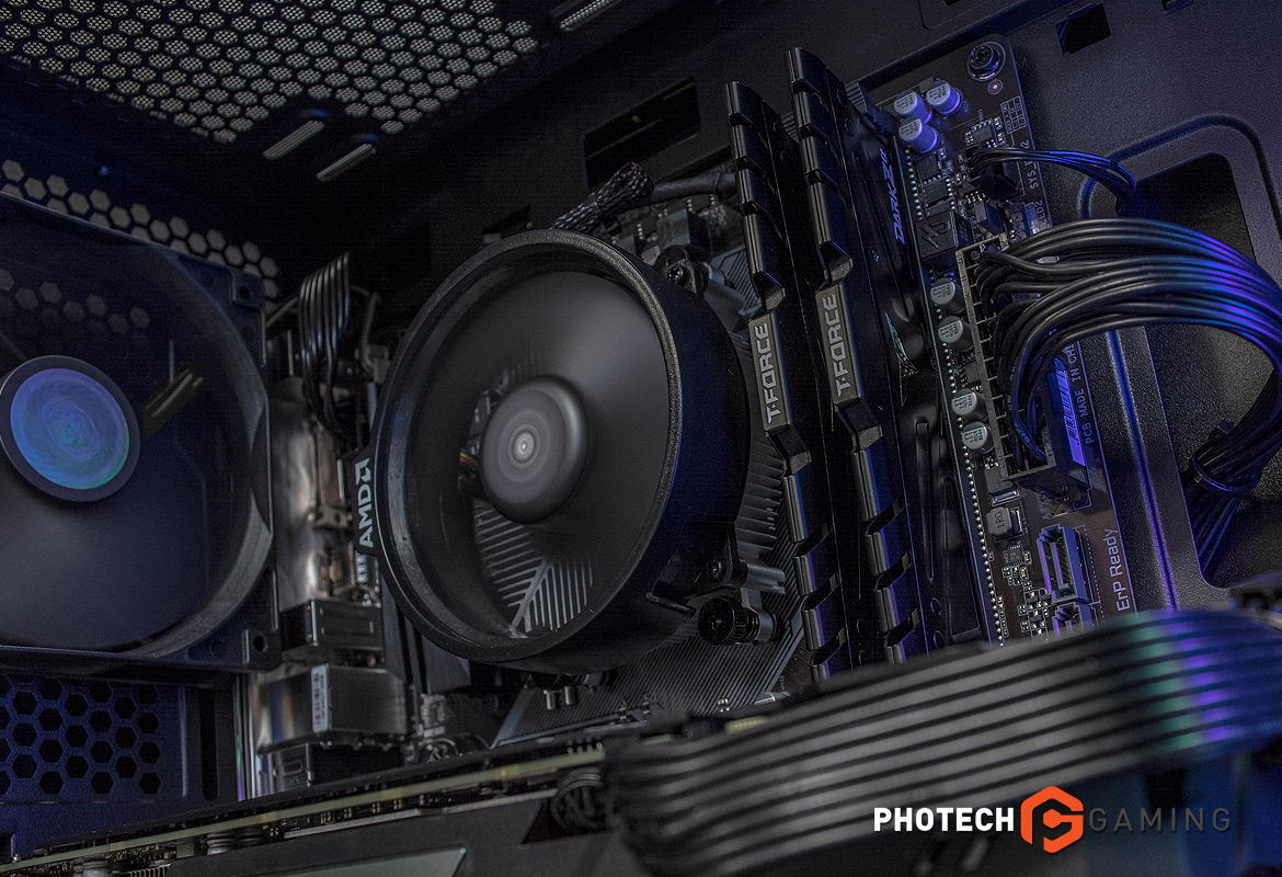 PHOTECH GAMING RYZEN MasterBox 3