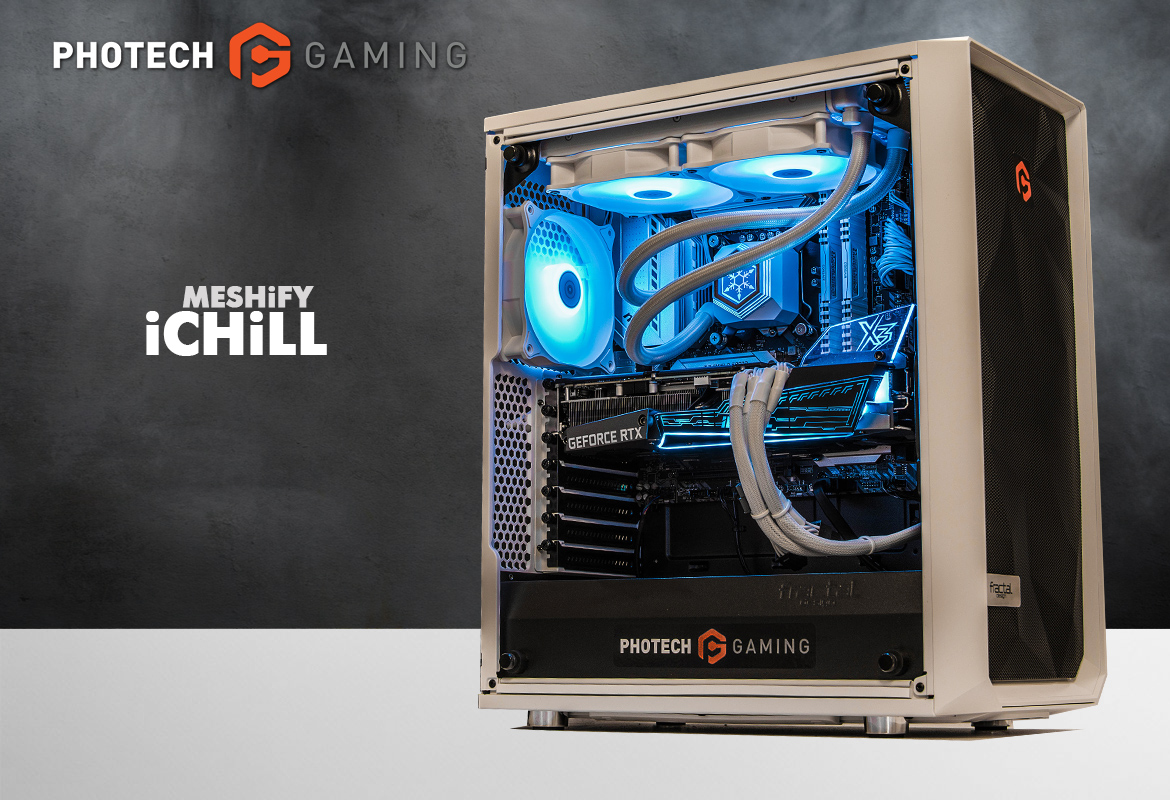 Photech Meshify iChill Gaming PC