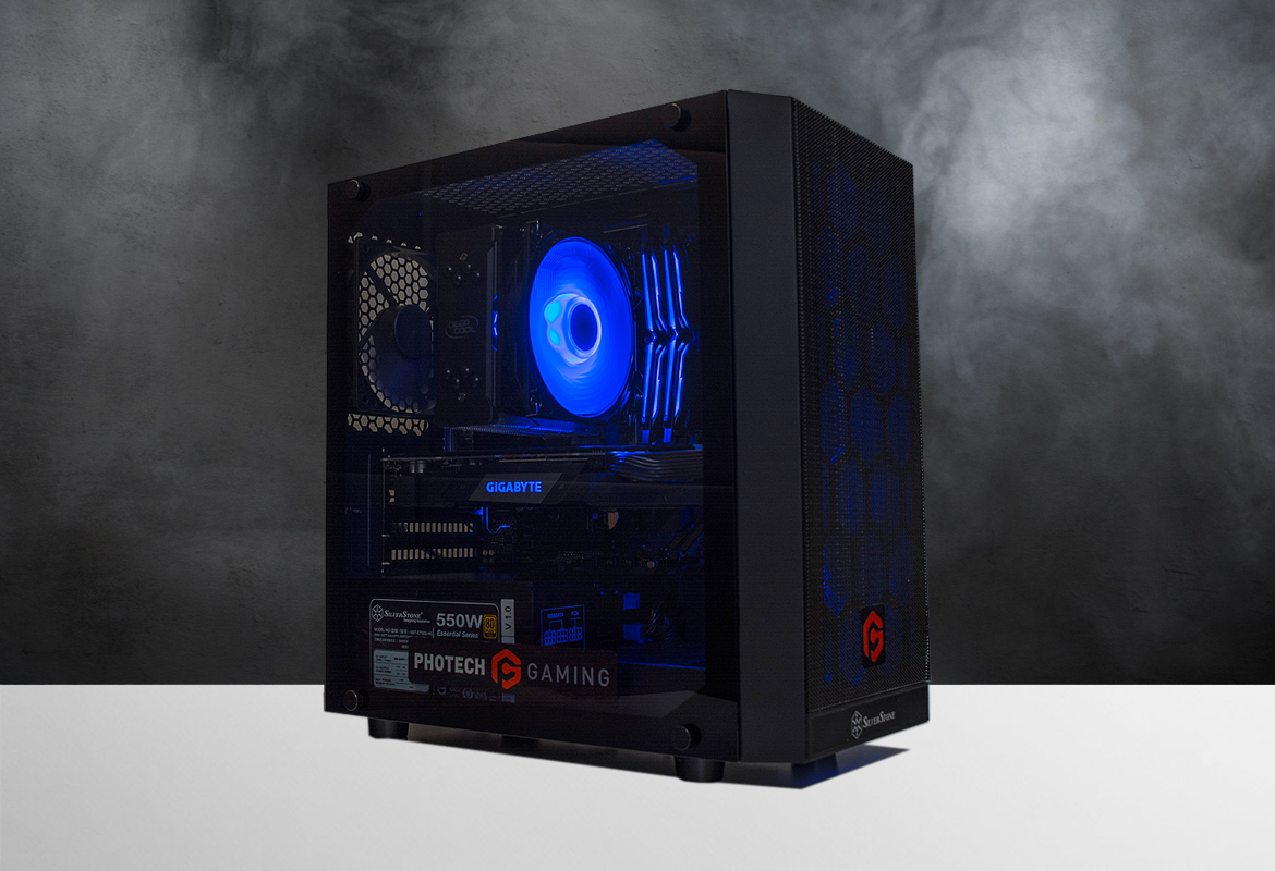 PHOTECH PS15 RGB GAMING SYSTEM Front