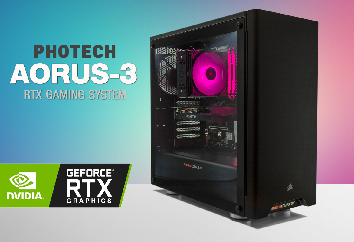 Photech AORUS-3 RTX Gaming System