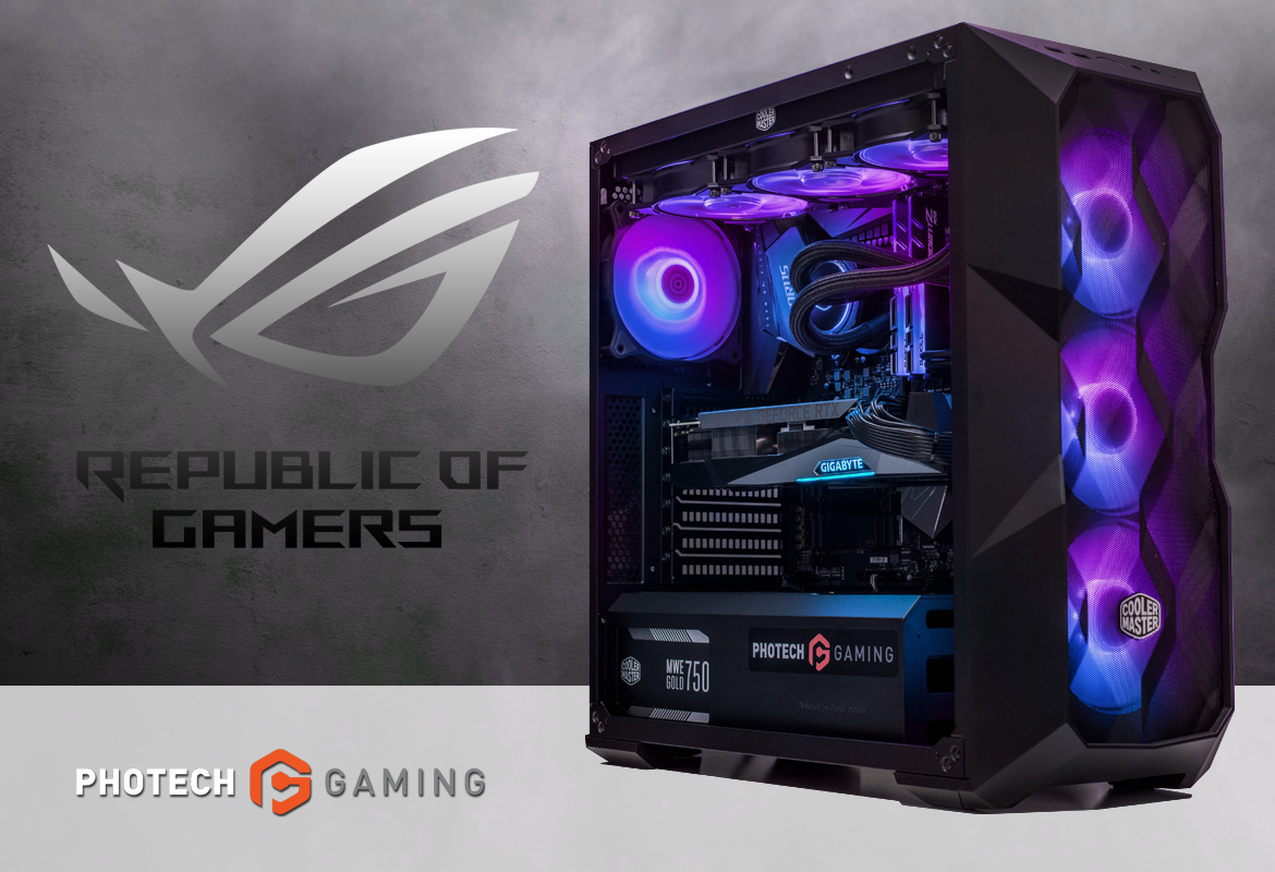 Photech ROG RTX 3080 Gaming System