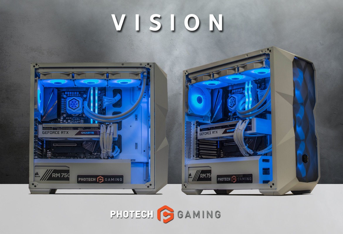 PHOTECH VISON 3070 Gaming System Blue