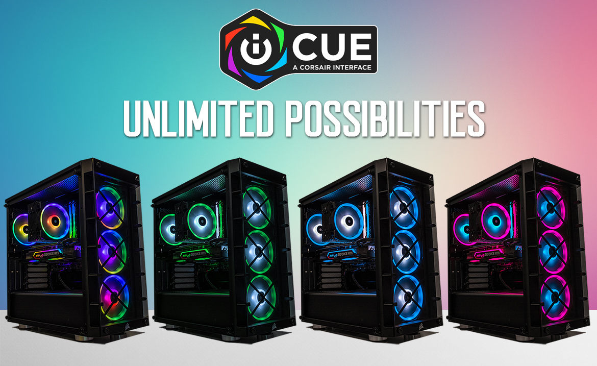 Photech 465X iCUE Unlimited Possibilties