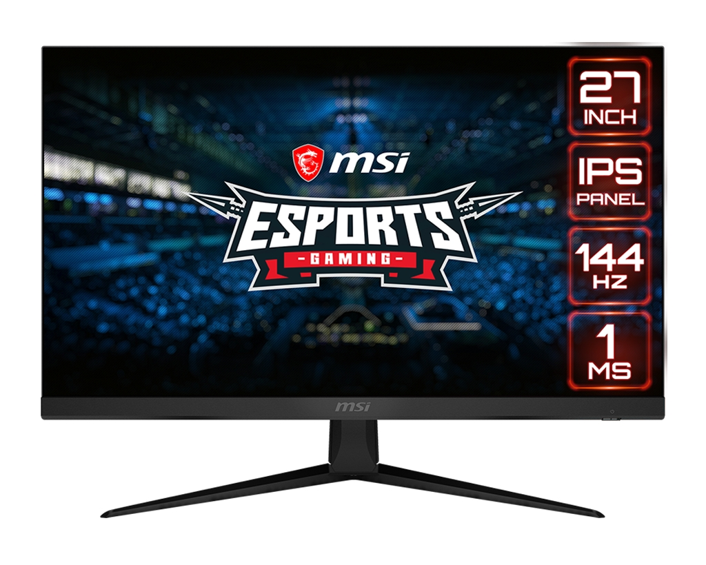 MSI Optix G271 27in IPS 144Hz 1080p